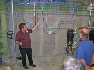 Tour of Water System